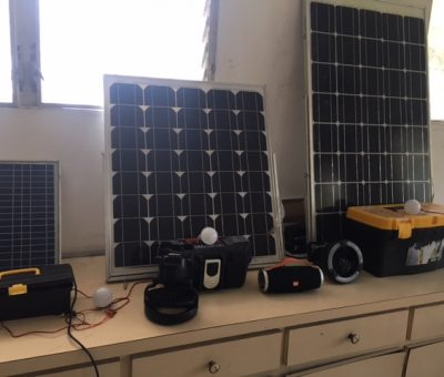 Portable Solar PV Systems